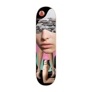 "Almost Yuri Girl Collage 8.25"" Skateboard Deck"
