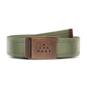 Altamont Marina Belt — Army