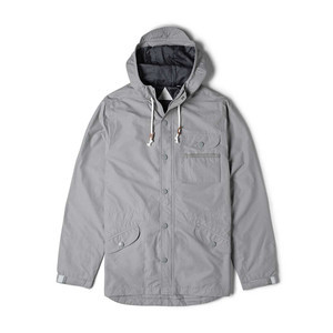 Altamont Windthrow Jacket — Cement