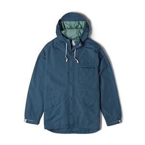 Altamont Windthrow Jacket — Pacific Blue