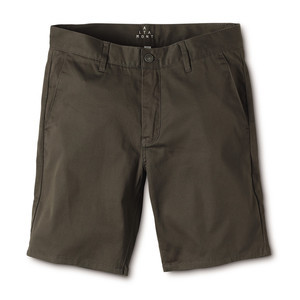 Altamont Davis Slim Short — Carbon