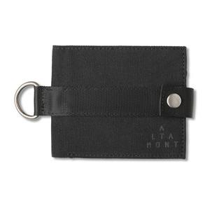 Altamont Nakama Bifold Wallet — Black