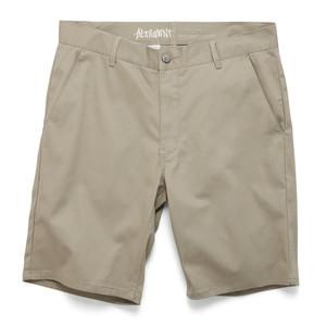 Altamont Davis Slim Short — Khaki