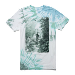 Altamont Optic Soldier T-Shirt - Green Tie-Dye