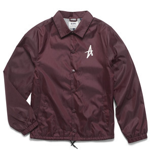 Altamont Parrick Coaches Jacket - Burgundy