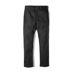 Altamont Davis Slim Chino Pant — Black