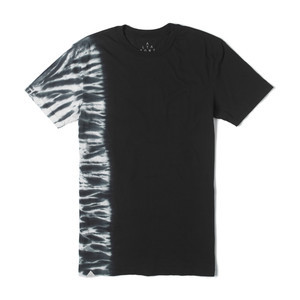 Altamont Faded Burn Out T-Shirt — Black