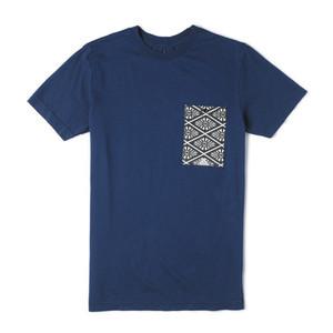 Altamont Matsui Pocket T-Shirt — Royal