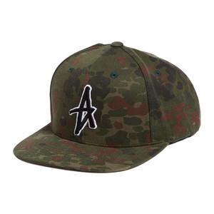 Altamont Decades Snapback Hat - Camo