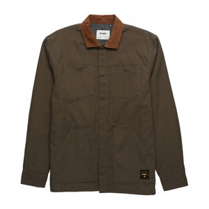 Altamont Reynolds Workshirt - Army