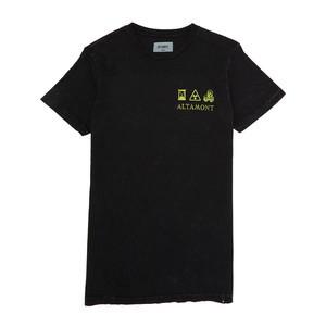 Altamont Nuclear Bummer T-Shirt - Black