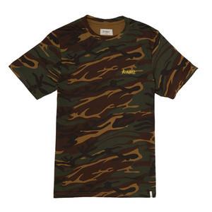 Altamont One Liner T-Shirt - Camo