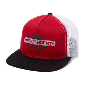 Emerica x Indy Trucker Hat - Red/Black