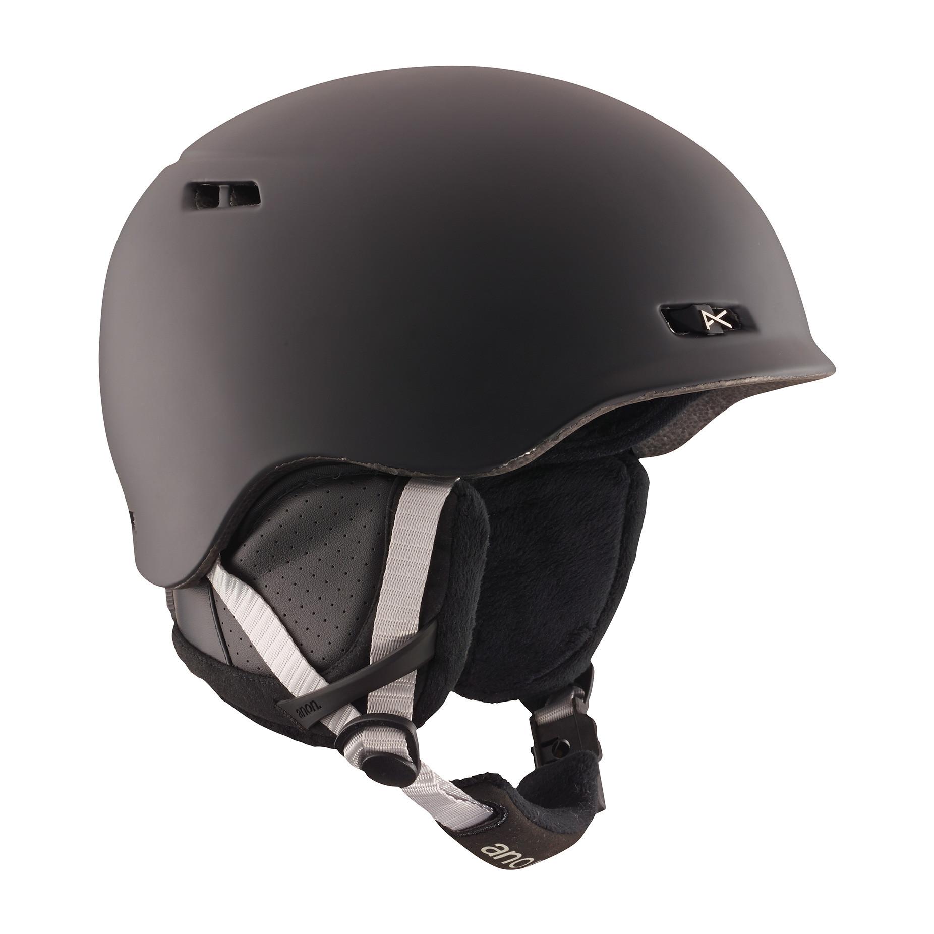 anon. Griffon Women s Snowboard Helmet - Black 060f07a61e