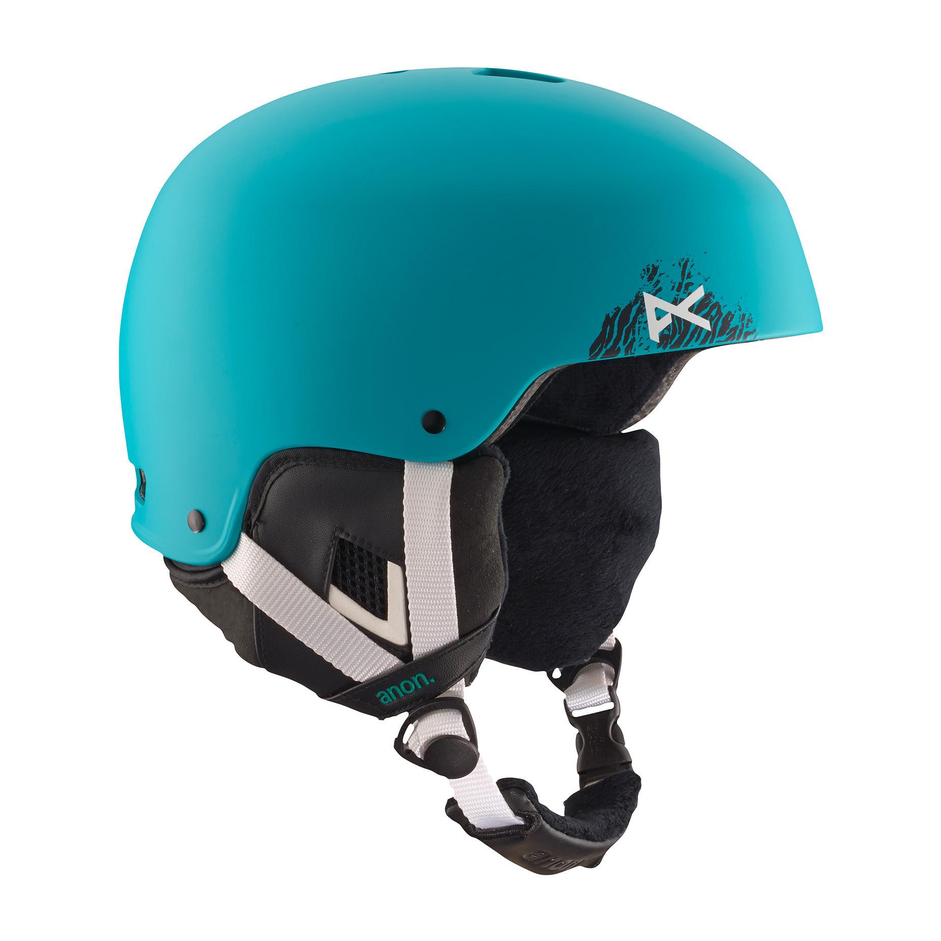 anon. Lynx Women s Snowboard Helmet - Mowgli Teal a6fcd306b9