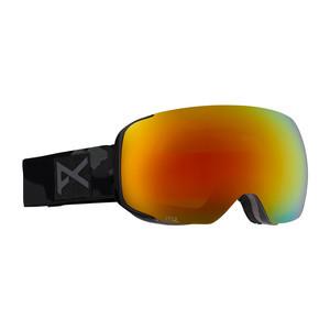 anon. M2 Snowboard Goggle - Undefeated / Red Solex + Bonus Lens