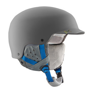 anon. Blitz Snowboard Helmet - Camo Inc Gray