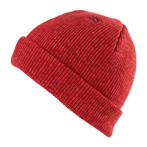 anon. Burgess Beanie - Blaze Red