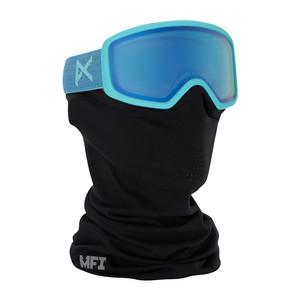 anon. Deringer MFI Women's Snowboard Goggle - Breeze / Blue Lagoon