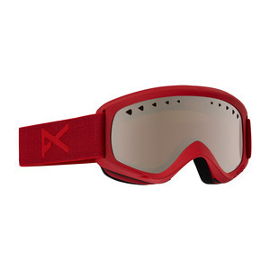anon. Helix Snowboard Goggle - Blaze / Silver + Bonus Lens