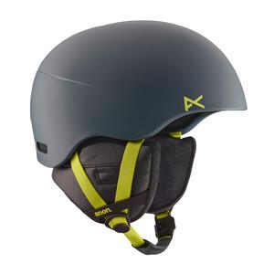 anon. Helo 2.0 Snowboard Helmet - Glitchy Gray