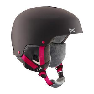 anon. Lynx Women's Snowboard Helmet - Black