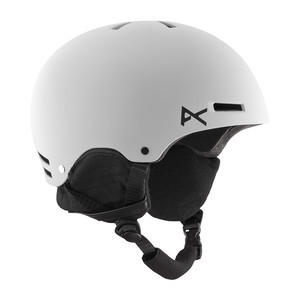 anon. Raider Snowboard Helmet - White