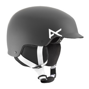 anon. Scout Kids' Snowboard Helmet - Black