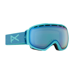 anon. Somerset Women's Snowboard Goggle - Breeze / Blue Lagoon