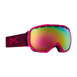 anon. Somerset Women's Snowboard Goggle - Pink / Pink Cobalt