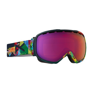 anon. Somerset Women's Snowboard Goggle - Triplet / Blue Fusion