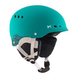 anon. Wren Women's Snowboard Helmet - Mowgli Teal