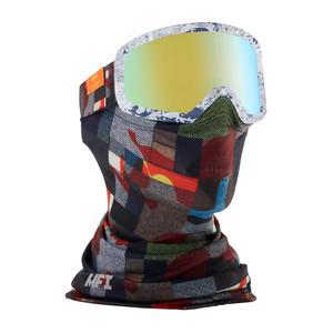 anon. Deringer MFI Women's Snowboard Goggle - LAMB/Gold Chrome