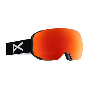 anon. M2 Snowboard Goggle - Black / Red Solex