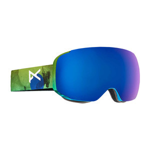 anon. M2 Snowboard Goggle - Tatonka / Blue Cobalt