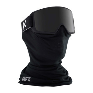 anon. M3 MFI Snowboard Goggle - Black / Polar Smoke