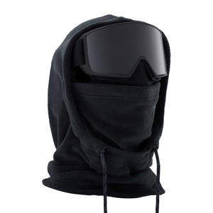anon. MFI XL Hooded Balaclava - Black