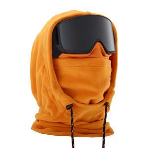 anon. MFI XL Hooded Balaclava - Orange