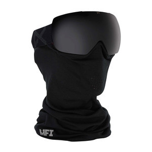 anon. Mig MFI Snowboard Goggle - Smoke / Dark Smoke (Asian Fit)