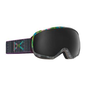 anon. Tempest Women's Snowboard Goggle - Tribe / Dark Smoke