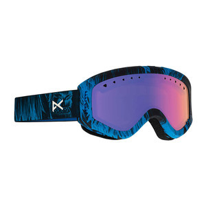 anon. Tracker Kids' Snowboard Goggle - Sulley / Blue Amber