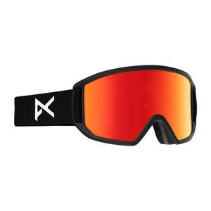 anon. Relapse Snowboard Goggle - Black Scale / Red Solex