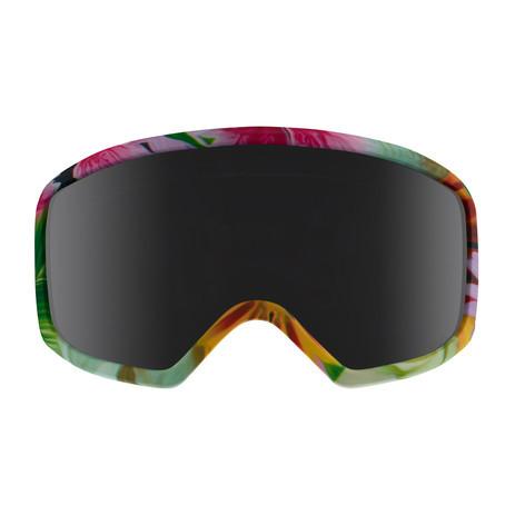 anon. Deringer MFI Women's Snowboard Goggle 2018 - Black Widow / Dark Smoke