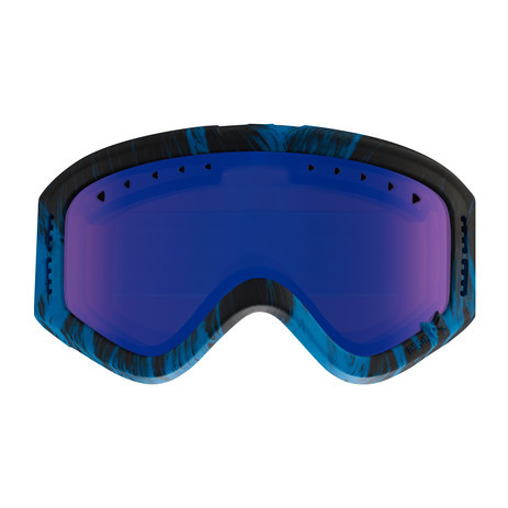 anon. Tracker Youth Snowboard Goggle 2018 - Sulley / Blue Amber