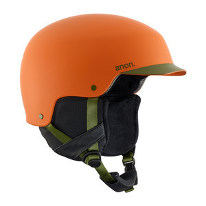 anon. Blitz Snowboard Helmet 2018 - Orange