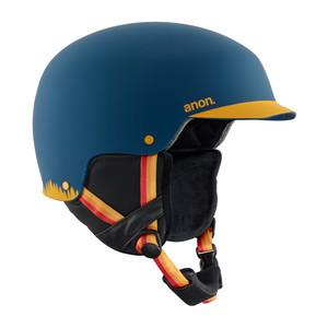 anon. Blitz Snowboard Helmet 2018 - Range Blue