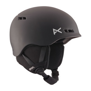 anon. Burner Youth Snowboard Helmet 2018 - Black