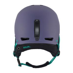 anon. Lynx Women's Snowboard Helmet 2018 - Gala Purple