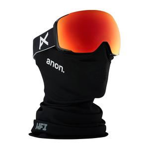 anon. M2 MFI Snowboard Goggle 2018 - Black / SONAR Infrared