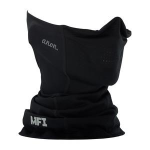 anon. MFI Midweight Women's Neckwarmer - Black